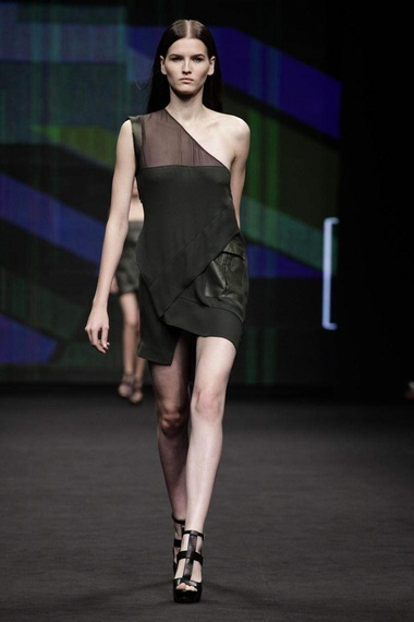 C'N'C COSTUME NATIONAL Donna Pret a porter Milano - primavera estate 2013