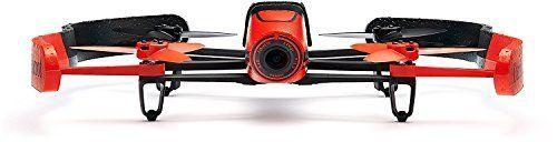 Parrot Bebop Quadcopter Drone  RedBlack Certified Refurbished *** You can get additional details at the image link. Note: It's an affiliate link to Amazon