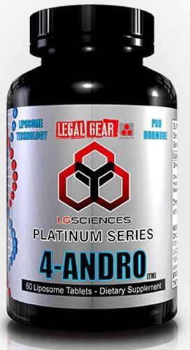 LG Sciences 4-Andro Incredible Strength & Lean Muscle Gains Since the ban of prohormones in 2014, the industry has been rushing to find a replacement that can give you the explosive power, strength and lean muscle mass gains that was experienced with those products...welcome 4-Andro. 4-Andro, also known as 4-Androstenolone, is the perfect prohormone to help you increase testosterone giving you more power to your right where you want it...your muscles! 4-Andro is the closest assimilati...