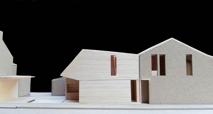 Blinco House - model exterior view