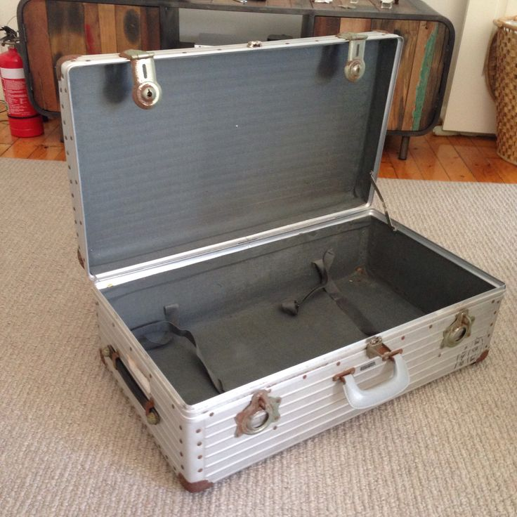 Halliburton Suitcase Vintage | Luggage And Suitcases