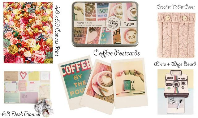 Typo Stationary | Coffey and Cake