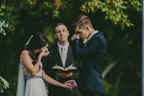 6 ideas for writing your wedding vows | Image by This Rad Love