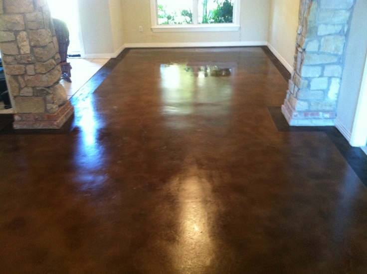Texas Epoxy Flooring