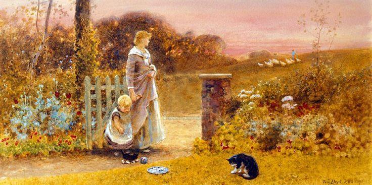 В коллекцию... Thomas James Lloyd (1849-1910). Обсуждение на LiveInternet - Российский Сервис Онлайн-Дневников
