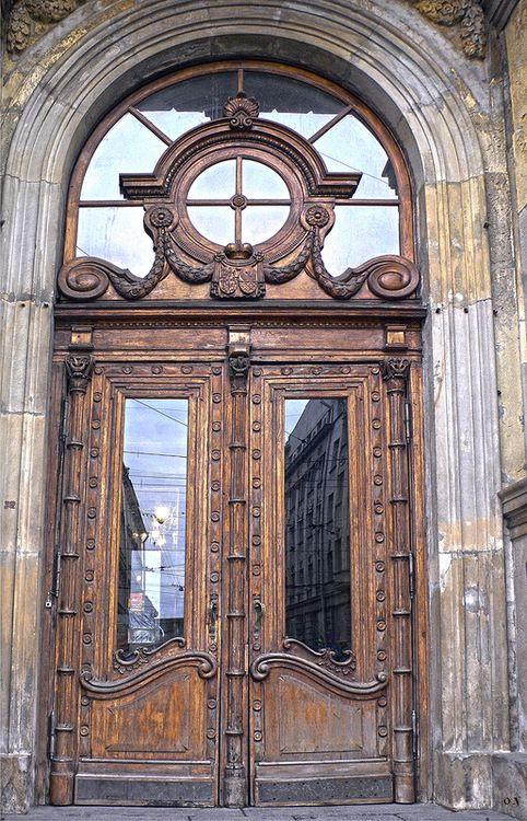 Les 466 meilleures images du tableau doors sur Pinterest Vieilles - Oeil De Porte D Entree