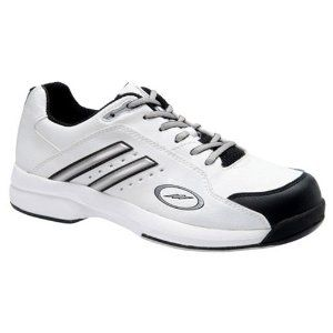 Storm Bolt Mens Bowling Shoes- White/Black/Silver by Storm Bowling Shoes. $69.62. It does not get any better than this. Dexter providing the manufacturing with the backing of the Storm Bowling Brand. Storm has partnered with Dexter to provide a complete line of Storm branded bowling shoes. Storm has partnered with Dexter to provide a complete line of Storm branded bowling shoes. It does not get any better than this. Dexter providing the manufacturing with the backi...