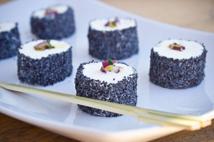 Finto sushi...di caprino