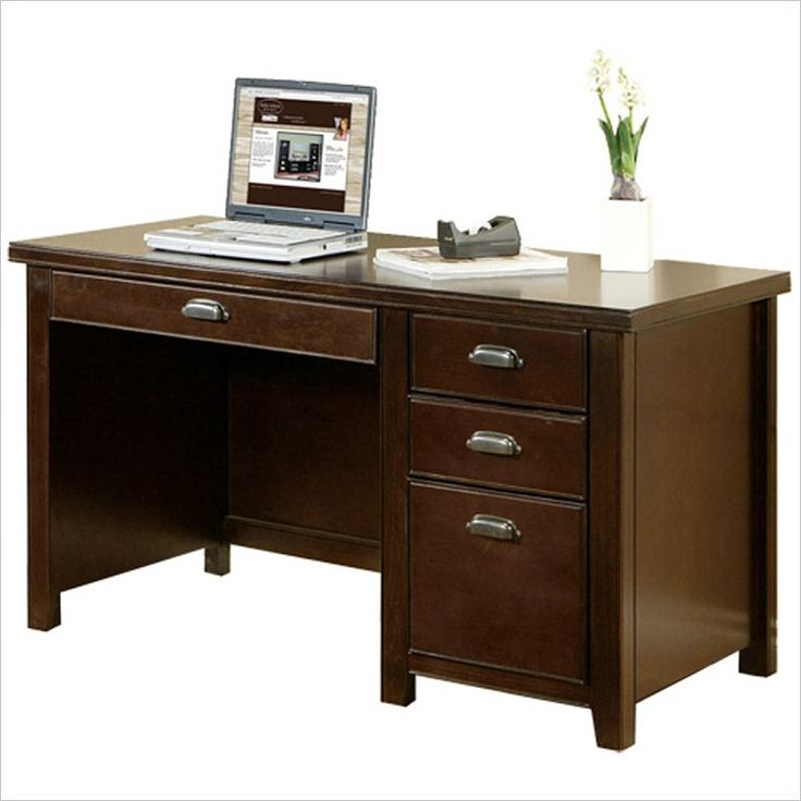 17 best ideas about wood computer desk on pinterest for All wood computer desk