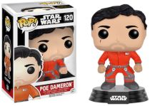 Poe Dameron in Jumpsuit Pop! Vinyl Figure