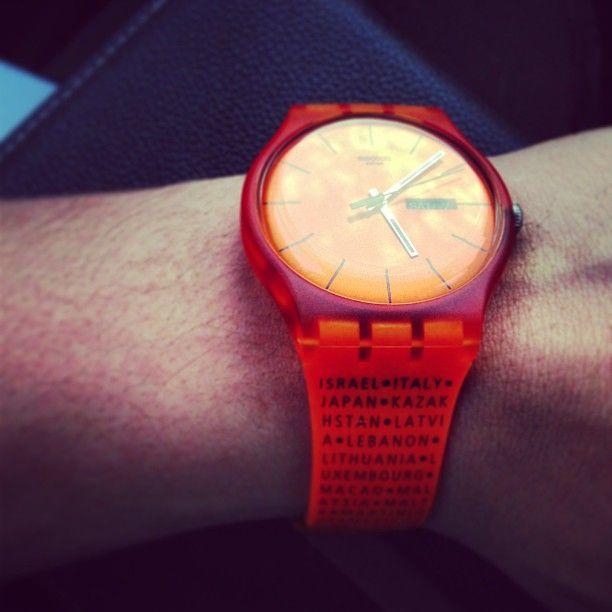 #SwatchRei Monteiro, Thirei Thiago, Thiago Rei, Swatches Watches, Instagram Photos