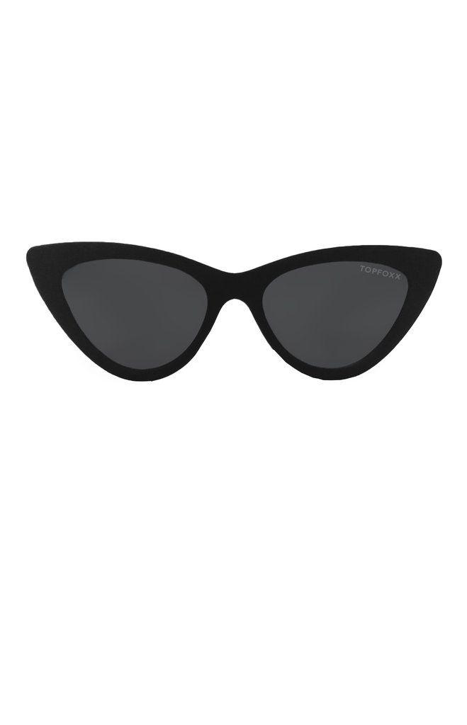 6a1632a25 Matrix sunnies - Matte Black/Black | ACCESSORIZE | Matte black ...