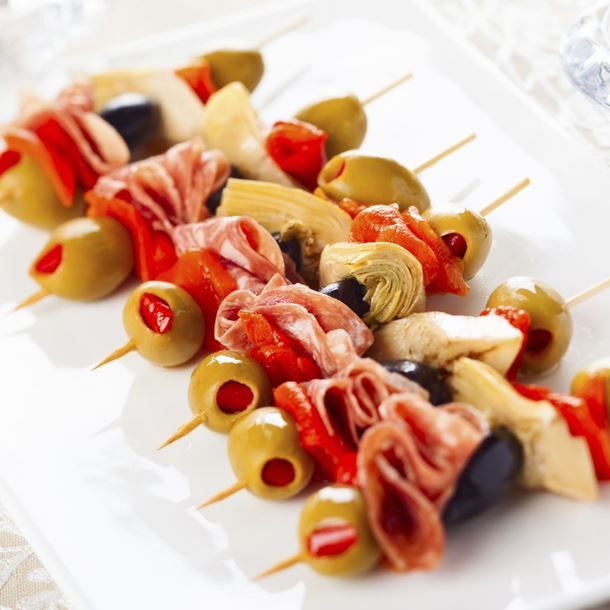 Amuses bouche en mini brochettes pour l 39 ap ritif de soize recette mini brochettes - Apero facile et rapide ...