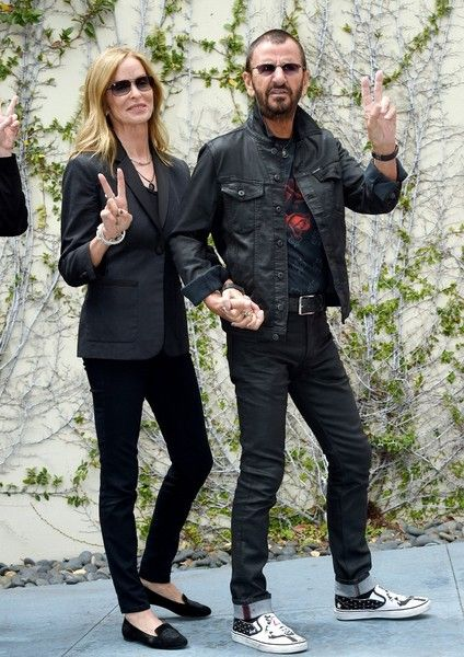 PAUL ON THE RUN: Ringo Starr Hosts a Birthday Celebration