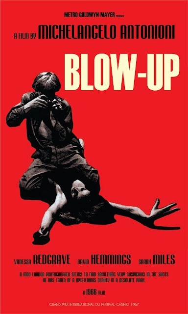 Blow-Up. Directed by Michelangelo Antonioni.