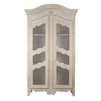 *French Cream Display Cabinet | BelleEscape.com