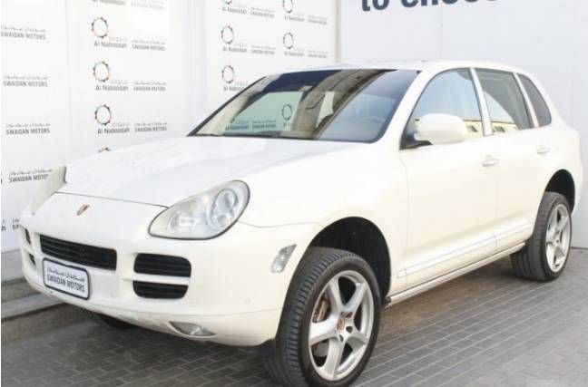 Used Porsche Cayenne 2006 Cars Abu Dhabi Uae Arabs Classifieds Used Porsche Used Cars Near Me Used Cars