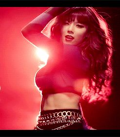 Hyuna - Sexy Soju Girl GIFs 4minute