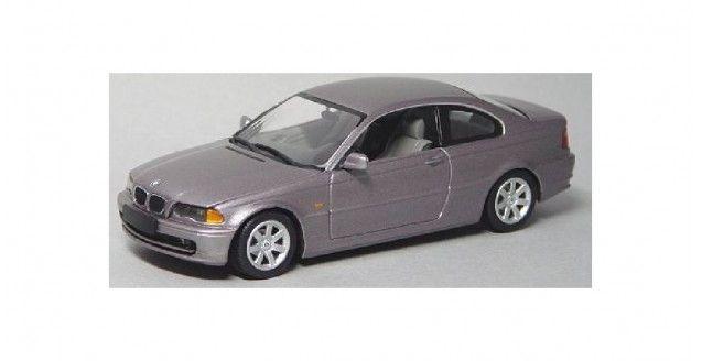 BMW 318 CI 1999 Silver Minichamps 431028321