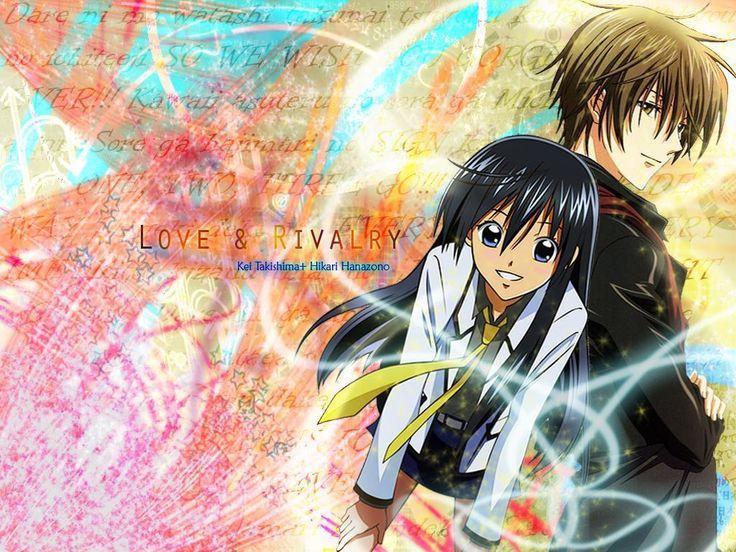 Special A - Hikari & Kei