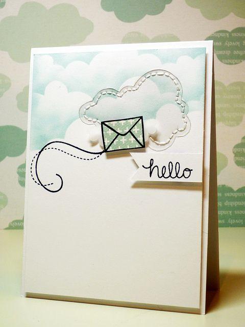 N: Hello Mail by Pamela Ho, via Flickr