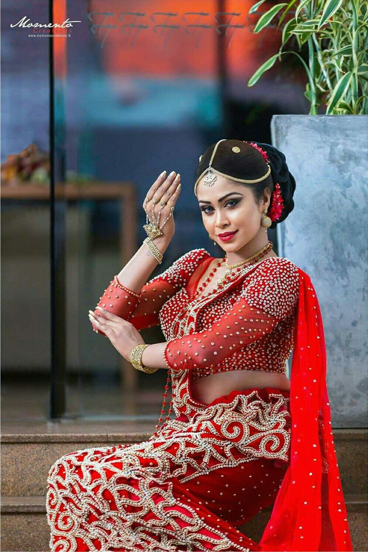 408 Best Images About Sri Lankan Brides And Bridesmaids On