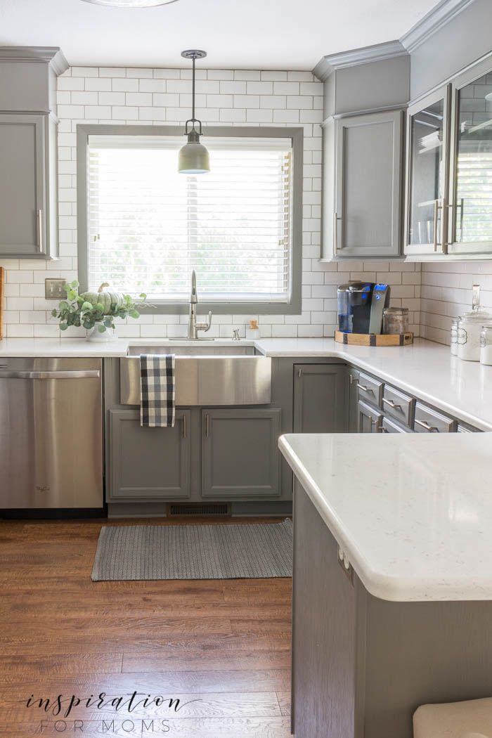 2018 Kitchen and Dining Room Fall Home Tour | Home decor