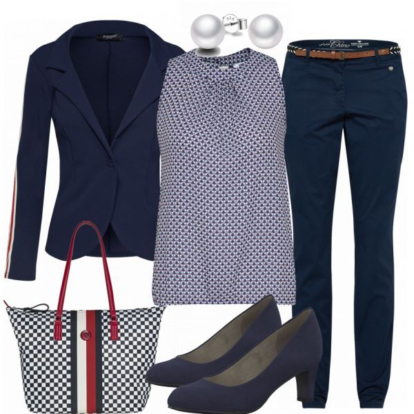 Business Outfits: BlueBusiness bei FrauenOutfits.d… – #bei #BlueBusiness #busi…