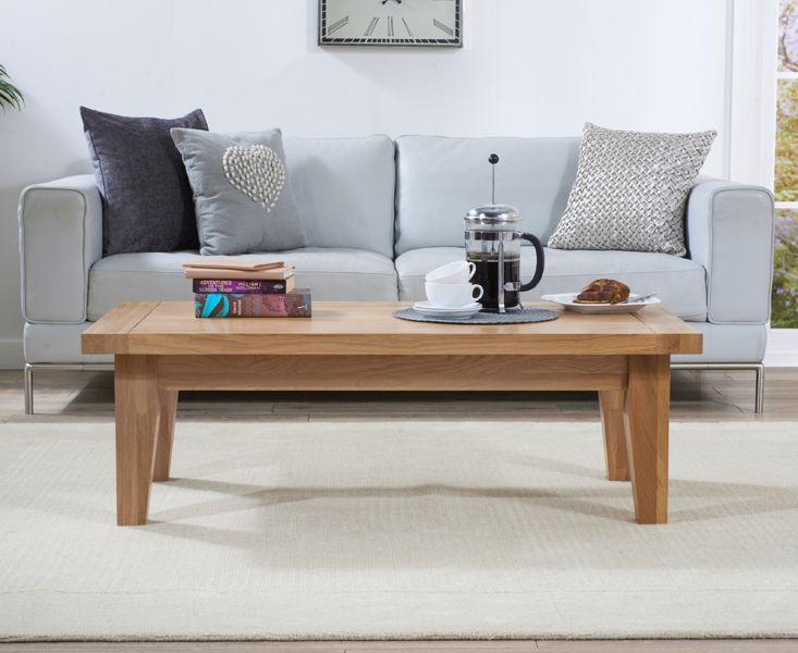 Cheadle Oak Coffee Table