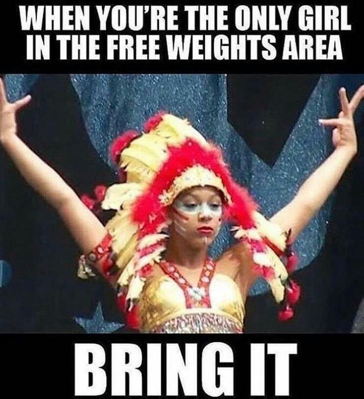 Damn straight!! #liftlikeaman #strongerthanyou