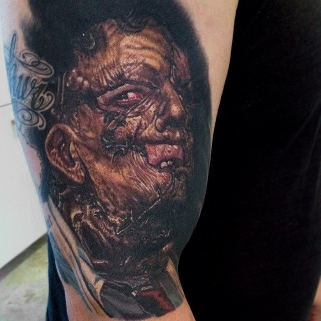 25 Best Ideas About Texas Chainsaw Massacre On Pinterest: 180 Best Texas Chainsaw Massacre Tattoos Images On