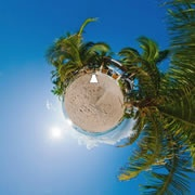 Playa de San Luis Islas San Andrés Islas - Foto 360