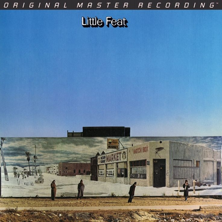 LITTLE FEAT - LITTLE FEAT (NUMBERED LIMITED EDITION 180g Vinyl LP)
