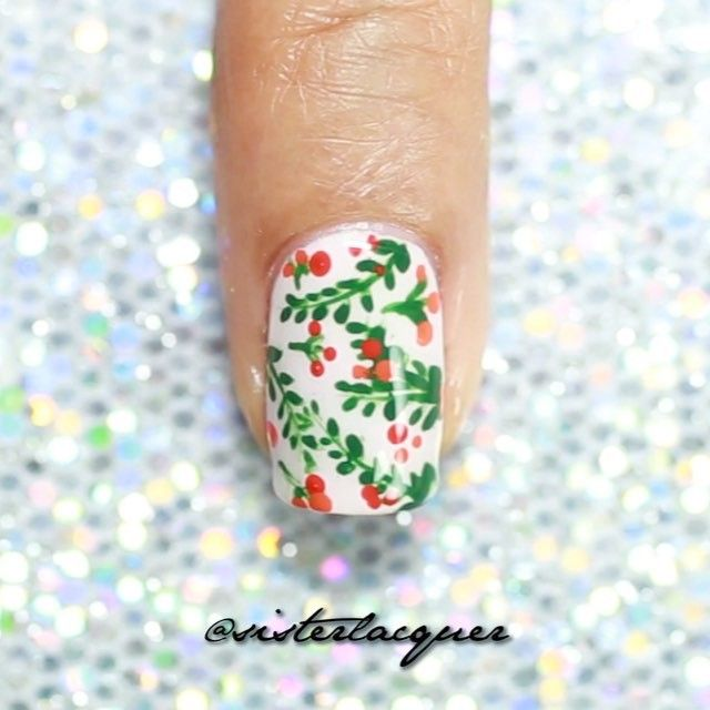 Super easy mani.  Polish was 'make me blush' @delushpolish, acrylics paints for the designs and #purrfectshine top coat. Music: See You Again (Wis Khalifa) #sisterlacquer #nailtutorials #nailvideos #simplynotlogical #nailvideos #enavideos #videooftheday #nailartvideo #nailarttutorial #nailvideo #nails2inspiretutorial #easynailtutorial #nailtutorialclips #nailvideosdaily #easynailvid #nailarttut #nail_artists #nailsartig #hairandfashionaddict #looktutorials4u
