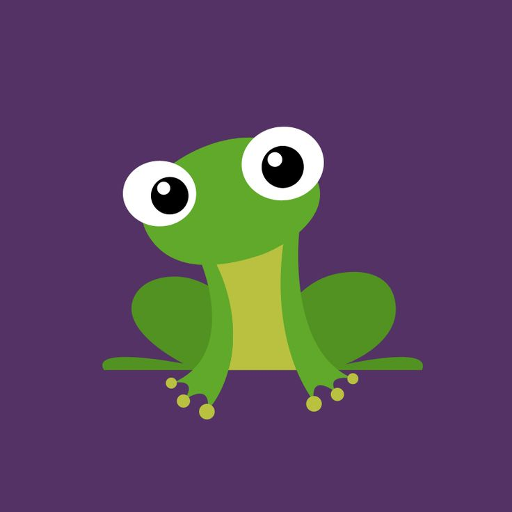 Vector Frog by Lorenzo Sabia.