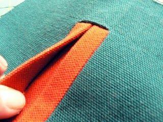Comment faire une poche plaquée?