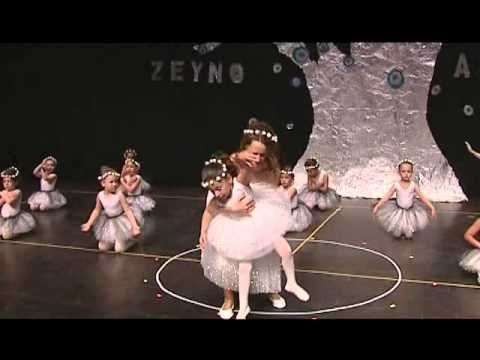 Gokce Yılmaz - Kardelen Bale - YouTube