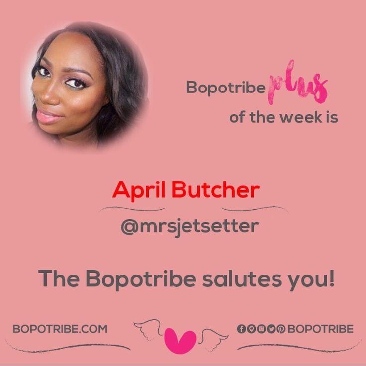 Plus of the week @mrsjetsetter