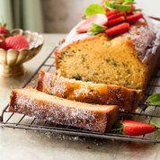 Pimm's lemon drizzle | Easy cake recipes