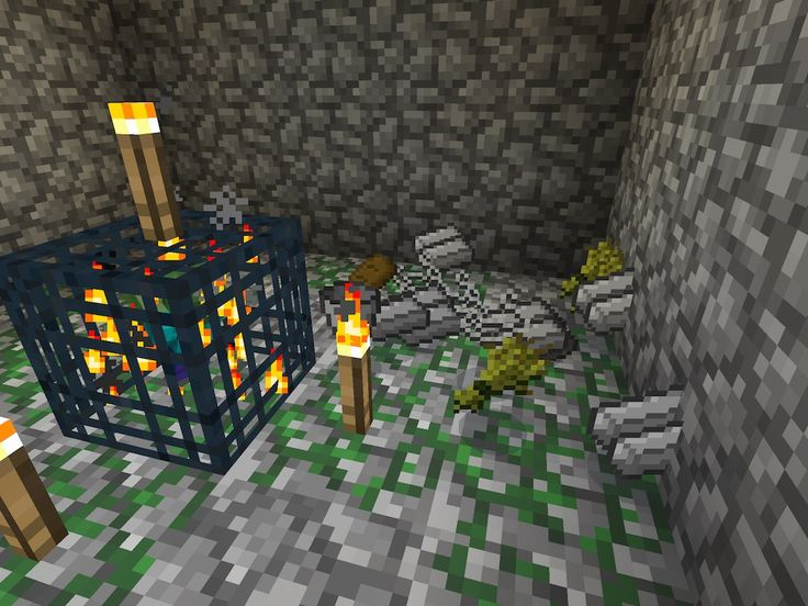 Minecraft 0.11x - Abandoned Mineshaft Under Swamp! http://epicminecraftpeseeds.com/minecraft-pe-0-11-abandoned-mineshaft-swamp-seed-0-11-x/