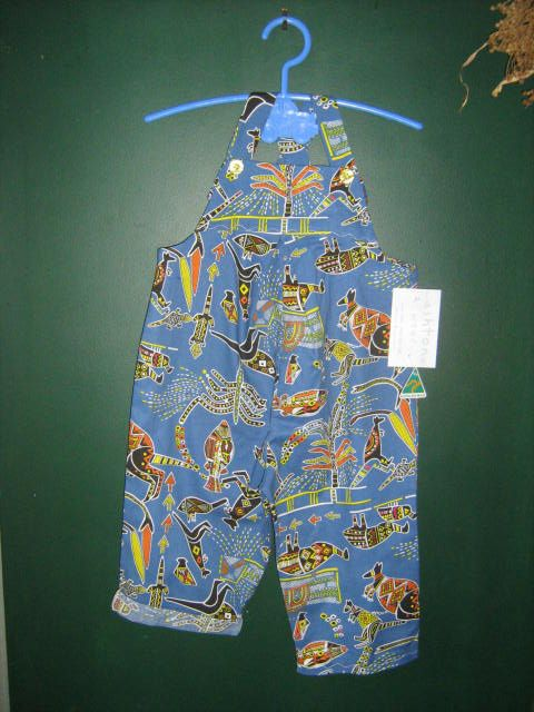 overalls size 1