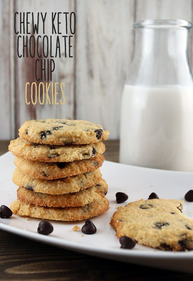 Look no further, here is the perfect chewy #keto chocolate chip cookie. Shared via www.ketodelivered.com