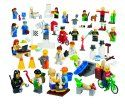 LEGO Education Community Minifigures