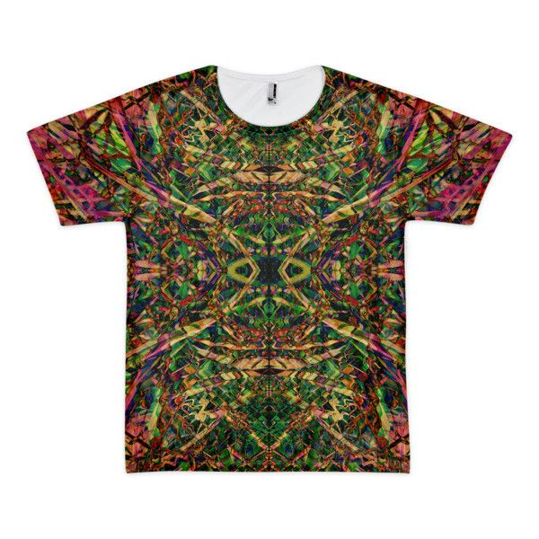Short Sleeve Aztec T-shirt (Unisex)