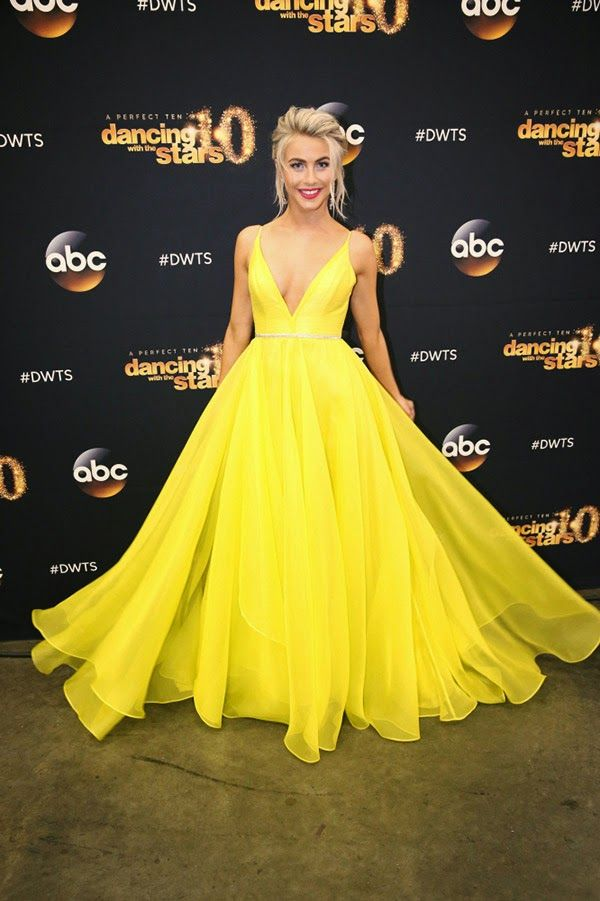 .: Julianne Hough - ''Dancing with the Stars'' šovā