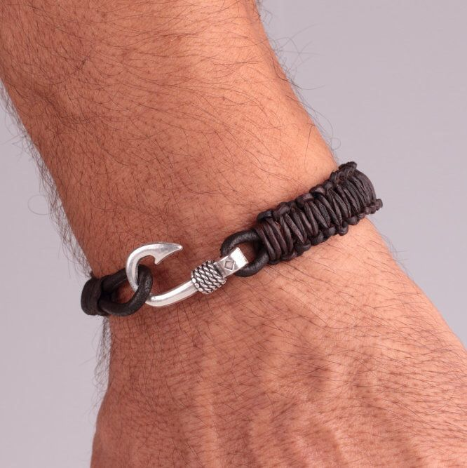 TREE OF LIFE Bracelet Mens Bracelet Women Bracelet Braided Leather Mens Leather Cuff Custom Mens Leather Bracelet Double Leather Bracelet