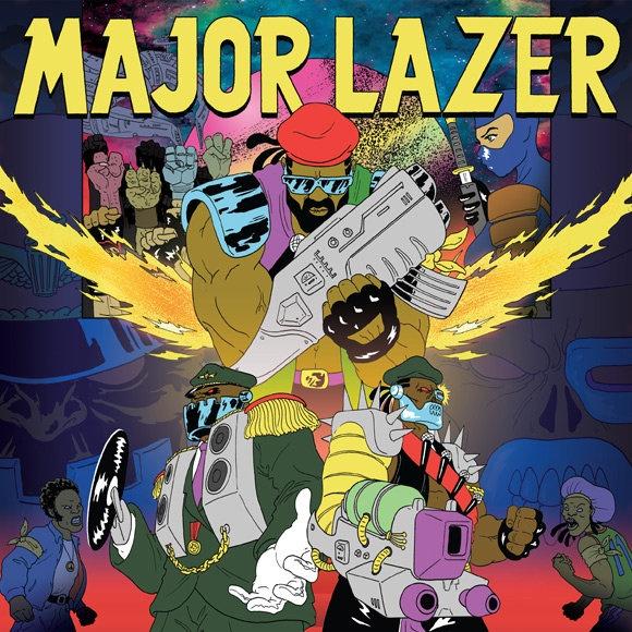 Oyster Playlist: Major Lazer