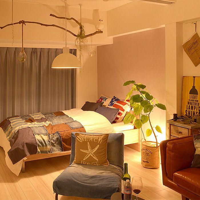 *ペンダントライト1灯IKELAND(イケランド)天井照明照明器具電気シンプルカフェリビングダイニング和室寝室LED電球対応送料無料アウトレット//