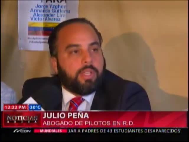 Pilotos Venezolanos Podrían Suspender Vuelos Privados A RD #Video