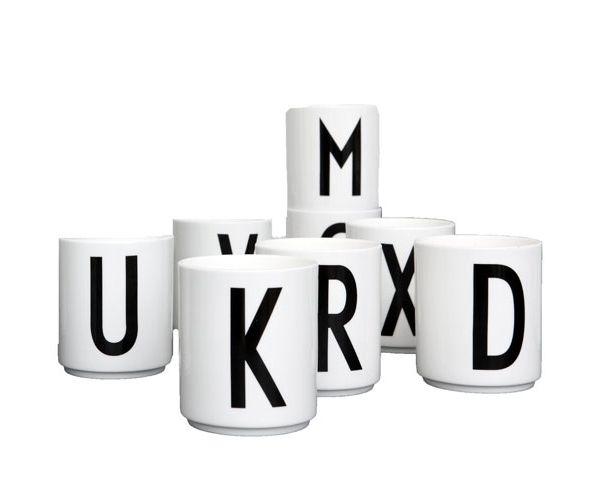 Design Letters ABC Kopper - B Pris 129 kr